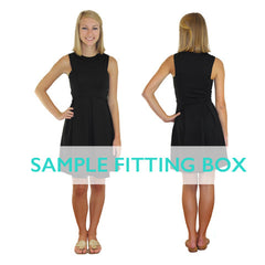 Kaitlin Dress Size Run