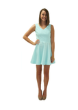 Morgan Straight Back Sorority Dress