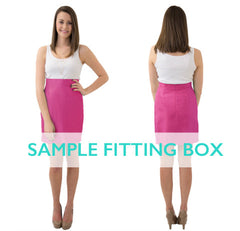 Maddie Pencil Skirt Size Run