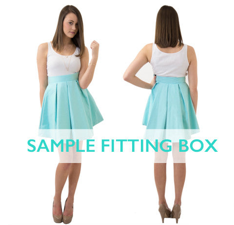 Sara Kate Skirt Size Run