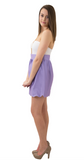 {Pre-Order} The Aly Scallop Skirt Made-to-Order