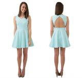 {Pre-Order} Kelsey Triangle Back Dress Made-to-Order