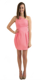 {Pre-Order} The Charleston One Shoulder Dress Made-to-Order