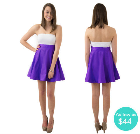 The Sydney Sorority Skirt