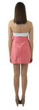 Charlotte Skirt- Coral- Cotton Sateen Lined