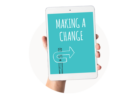 Making a Change Life Course
