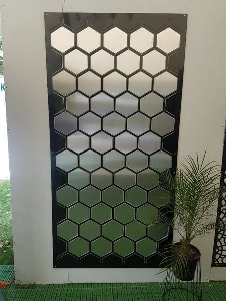 Honeycomb Screen