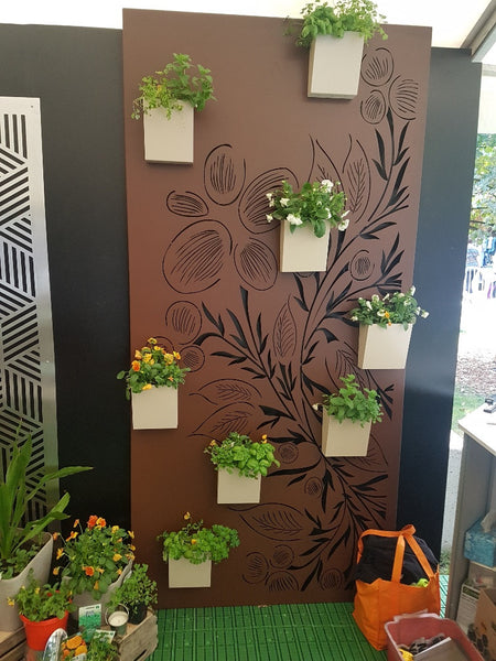 Vertical Garden Screen