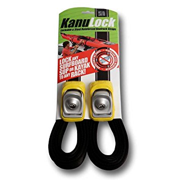 Kanulock Lockable Tie Down - 4m