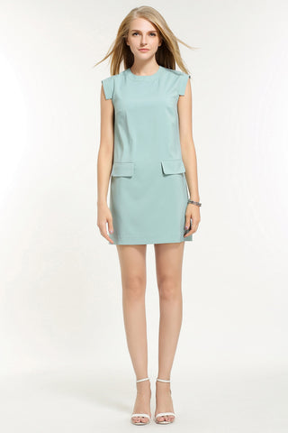 CHLOE DRESS 1603201 MINT