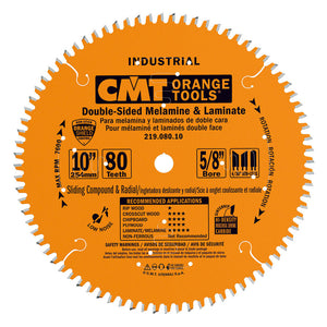 CMT 219.100.14 Industrial Sliding Compound Miter & Radial Saw Blade, 14-Inch
