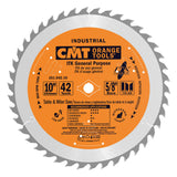 CMT 251.042.10 ITK General Purpose Saw Blade, 10-Inch