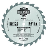 CMT K02412 ITK Contractor Ripping Saw Blade, 12