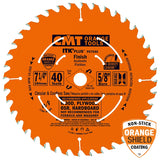 CMT P06036 ITK PLUS Saw Blade for Finishing, 6-1/2