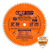 CMT P10080 ITK Melamine & Ultra Finish Saw Blade, 10-Inch