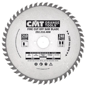 CMT 292.210.48M General Purpose Saw Blade, 8-1/4-Inch   ATB