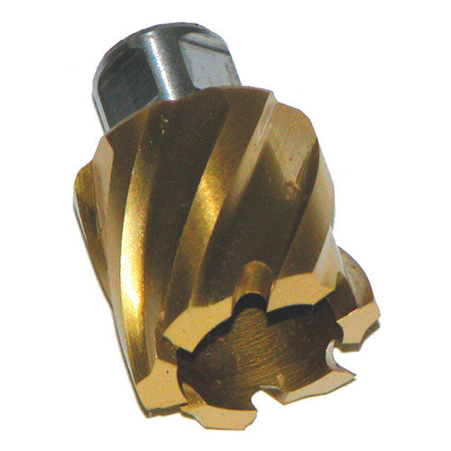 Carbide TiN ANNULAR CUTTERS  for Cutting Layered Material - 1
