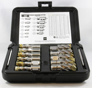"13 Piece M42 Premium Cutter set -  2"" Depth of Cut"