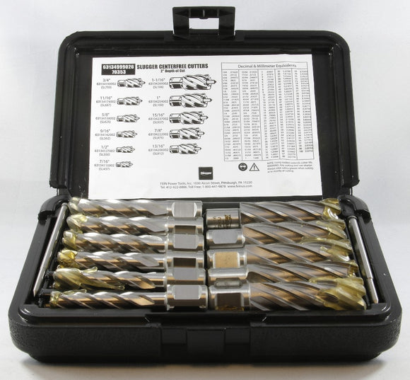 13 Piece M42 Premium Cutter set -  2