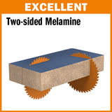 Two-sided Melamine