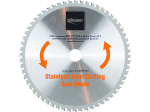 "9"" Stainless saw blade"
