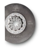 Segment HSS Long-Life Saw Blade 85mm Starlock mount 1 pack