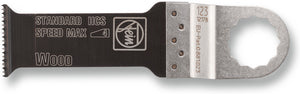 "SuperCut Standard E-Cut Blades 1-1/4""x3-1/8"""