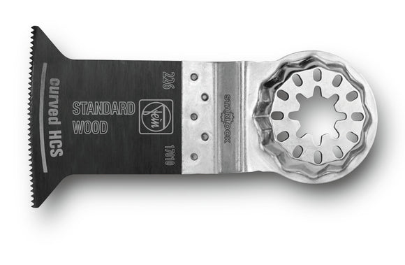 Curved Plunge Cutting Saw Blade 2