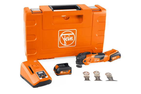 FEIN 12V Cordless MultiMaster AMM 300 PLUS START