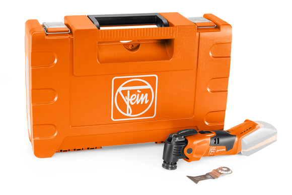FEIN 18V Cordless MultiMaster Kit AMM 500 PLUS Bare Tool
