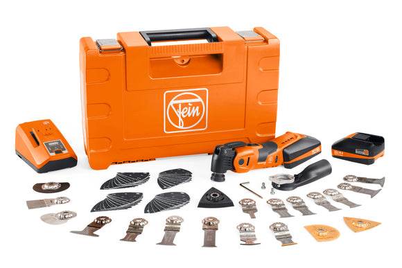 Cordless MultiMaster Oscillating Tool 18V- AMM 700 MAX TOP SET
