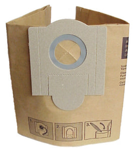 Paper Dust Bags for 9 20 25 Turbo II- 3 Pack