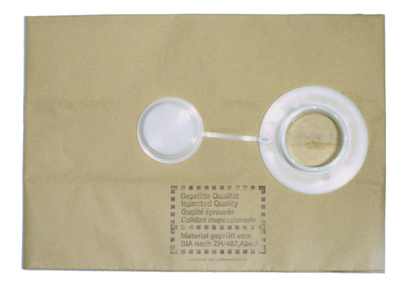 Paper Dust Bags for 9 20 26 Turbo III- 3 Pack