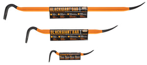 Blackgiant 3 piece pry bar set