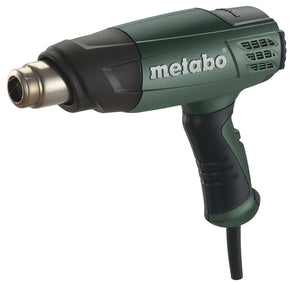Metabo Electronic 3-Stage Variable Temp. Heat Gun 122/122-1,100F - 12.5 AMP- HE 20-600