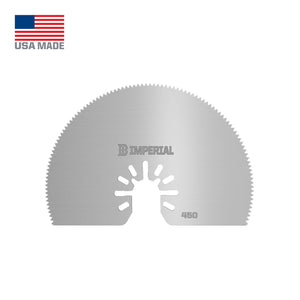 "Imperial ONE FIT 4"" Segmented HSS Blade IBOA450-1"
