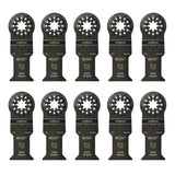 "Imperial STARLOCK 1-3/8"" Wood with Nails Blade IBSL300-10 10 Pack"