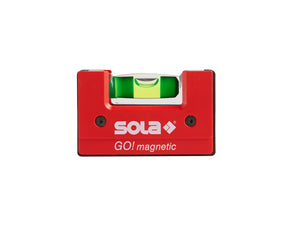 "SOLA GO""MAGNETIC CLIP LEVEL - LSGOM"