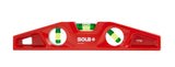 "SOLA 10"" TORPEDO DIE-CAST MAGNETIC LEVEL WITH 3 FOCUS VIALS- LSTF10"