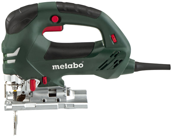 Metabo Variable Speed Orbital Jigsaw  - 7.0 AMP - w/Tool-free blade change, 3 Orbital Settings- STEB 140