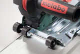 "Metabo 4.5""/5"" Concrete Cutter- W 12-125 HD Set CED Plus"