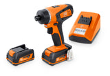 "12V - 1/4"" Drill/Driver with short body -  ABSU12 W4C"