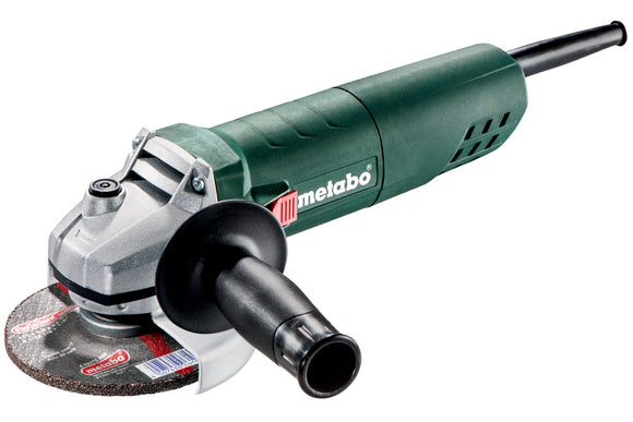 "Metabo 4-1/2"" Angle Grinder 850 Watts- W850-115"