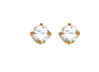 Inverness 32C - 3mm CZ Earring | Absolute Beauty Source
