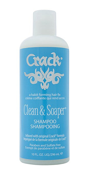 Crack Clean & Soaper Shampoo | Absolute Beauty Source