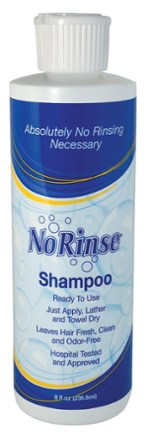 No Rinse Shampoo 16oz. | Absolute Beauty Source