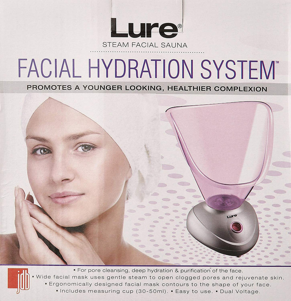 Lure Facial Steamer/Personal Hydration SystemU | Absolute Beauty Source