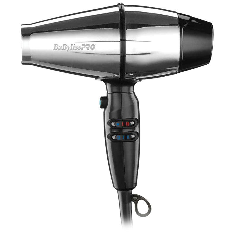 Babyliss Pro Steel FX Stainless Steel 1875 Watt Dryer