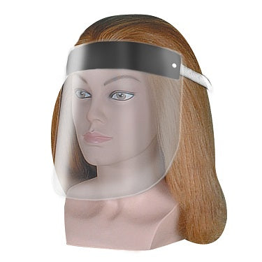Babyliss Pro Disposable Face Shield BESFSHIELDC