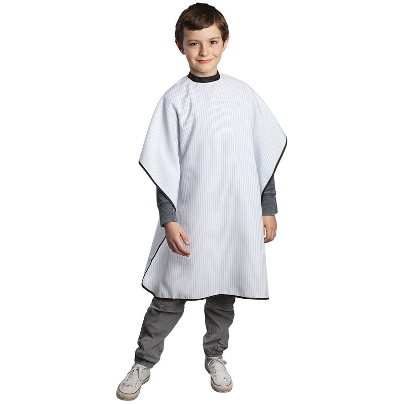 Babyliss Pro Kiddie Cutting Cape with Stripe Motif BESKIDBARUCC